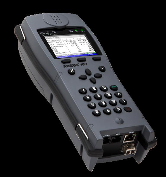 ARGUS 163 Installationspaket-VDSL2,ADSL2 m Annex B&J,a/b,ISDN-