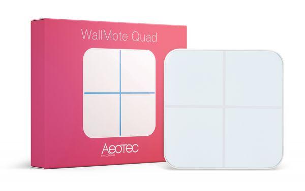 Entfernungsmesser Für Quad : Aeotec wallmote quad funkwandschalter mit tasten