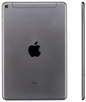 Apple iPad mini Wi-Fi + Cell 64GB spacegrau MUX52FD/A
