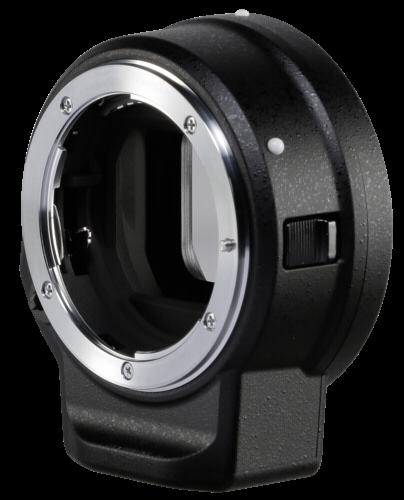 Nikon FTZ Objektivadapter f. F-Objektive an Z-Kamera