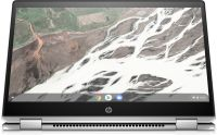 HP Chromebook x360 14 G1 Silber 35,6 cm (14 Zoll) 1920 x 1080 Pixel Touchscreen Intel® Pentium® 4415U 8 GB DDR4-SDRAM 32 GB Flash