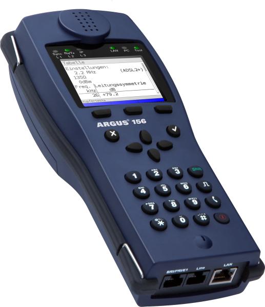 ARGUS 156 SHDSL-2-w Tester